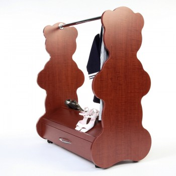 Mobile Closet Bear Cherry